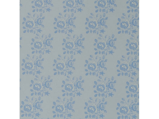 Blenheim Blue on Blue-Dollshouse Hampshire
