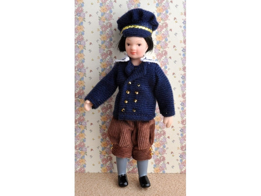 Boy in Sailor Suit-Dollshouse Hampshire