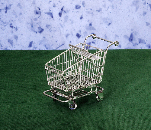 Metal Trolley-Dollshouse Hampshire