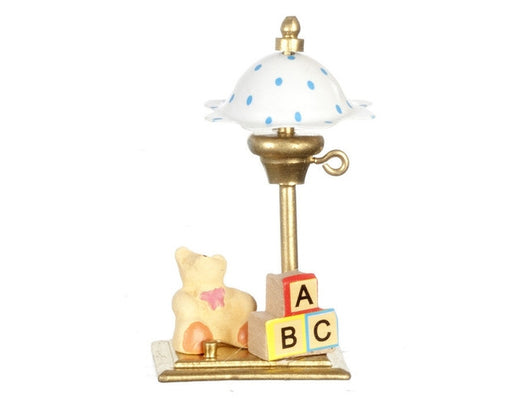 Non Working Teddy Lamp-Dollshouse Hampshire
