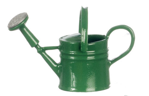 Green Watering Can-Dollshouse Hampshire
