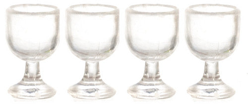 4 Glasses-Dollshouse Hampshire