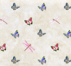 Butterfly Wallpaper-Dollshouse Hampshire
