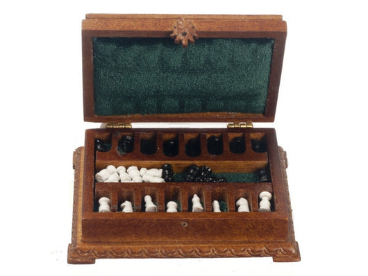 Chess Set-Dollshouse Hampshire
