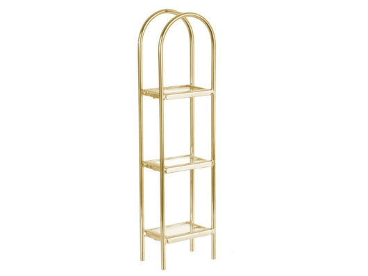 Brass Etagere-Dollshouse Hampshire