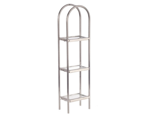 Chrome Etagere-Dollshouse Hampshire