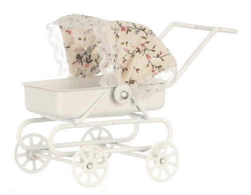 Tilt Top Pram-Dollshouse Hampshire