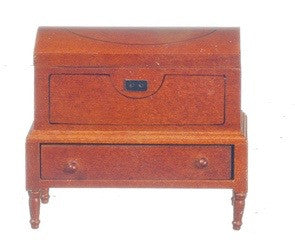 Lincoln Domed Chest-Dollshouse Hampshire