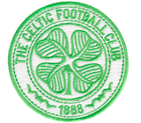 Celtic FC Football Club Patch (2 Sizes Available)