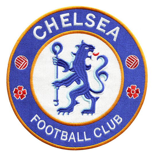 XXL Chelsea FC Football Patch 20cm