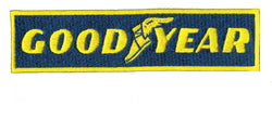Vintage Style GOODYEAR Racing Patch 13.5cm