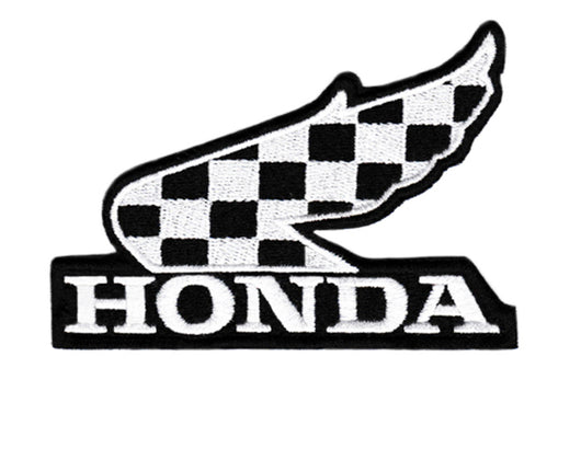 Awesome Vintage Style Honda Winner Motorcycle Scooter Patch 10cm