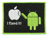 "Android ""I Fixed It"" Patch 9.5cm"