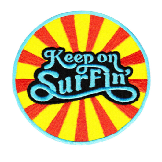 Cool Vintage Style 70's 80's Surfing