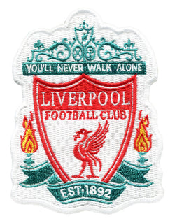 Liverpool FC Football Club Patch 9cm