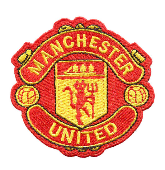 Manchester United FC Football Club Patch 8cm