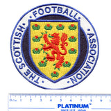 Scottish Football Association SFA Patch 9cm (XL 15cm also available)