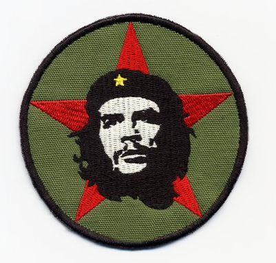 Vintage Style Che Guevara Patch 9cm