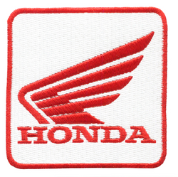 Honda Motorcycle Scooter Patch 8cm