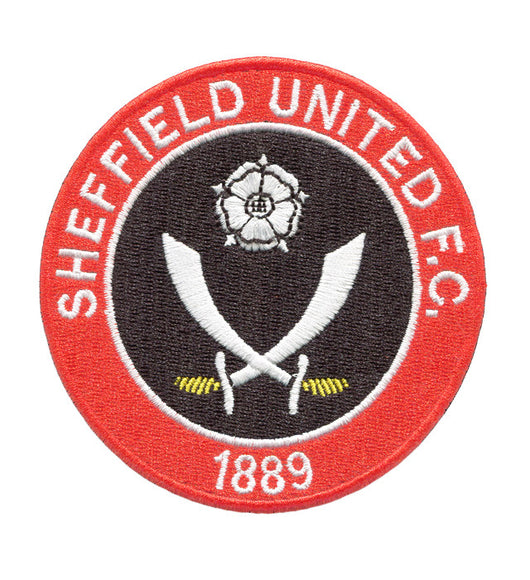 Sheffield United FC Football Club Patch 9cm