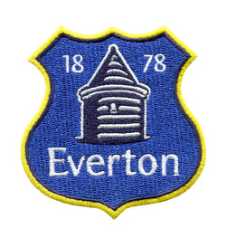 Everton FC Football Club Patch 8cm