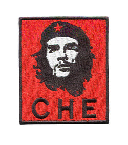 Vintage Style Che Guevara Patch 8.5cm