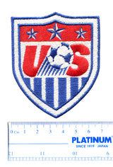 USA National FC Football Club Patch 8cm