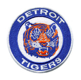 Vintage Style Detroit Tigers Patch 10cm