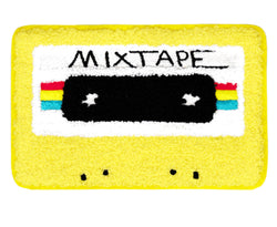 Cool Chenille Rock DJ Hip Hop Mixtape Patch 15cm