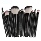 22 Piece Complete Set Makeup Brushes