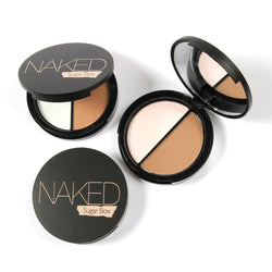 Naked by Sugar Box Two Shades Bronzer and Highlighter