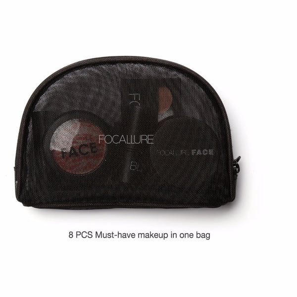 Focallure 8 Pcs Complete Makeup Kit