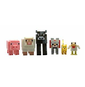 "Minecraft - 3"" Core Animal 6-Pack"