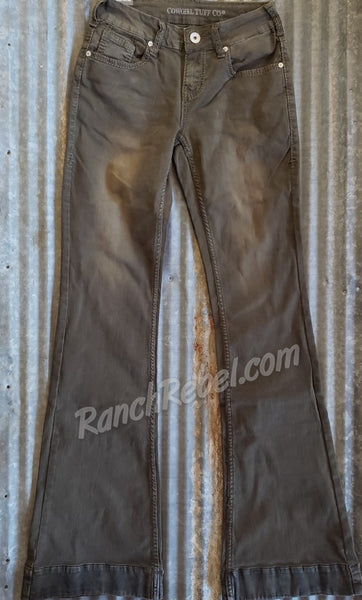 Cowgirl Tuff Hunter Trouser