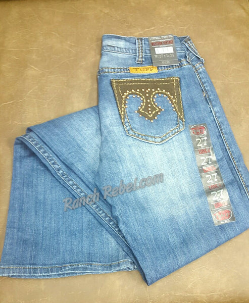 Cowgirl Tuff Western Vintage Jeans