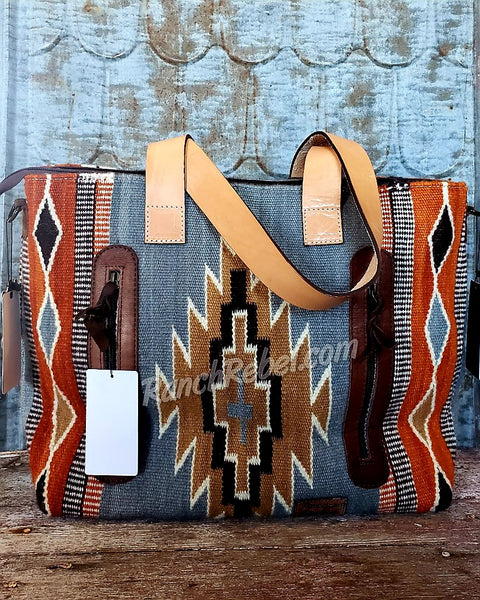 Saddle Blanket Tote #3780