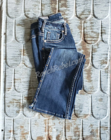Cowgirl Tuff Studded Up Jean