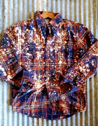 Indian Summer Distressed Flannel #2868