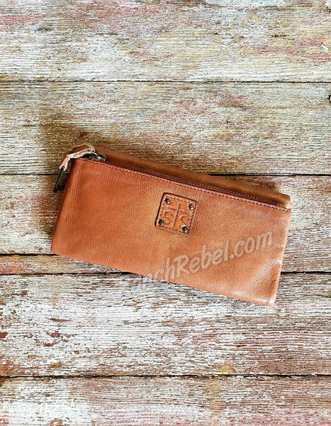 STS Mesa Wallet in Saddle #3486