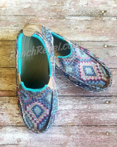 Twisted X Aztec Zero X Slip On #3905