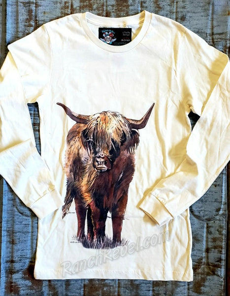 Highlander Long Sleeve Tee #3660