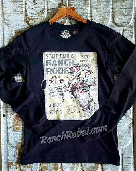 Ranch Rodeo Long Sleeve Tee #3850