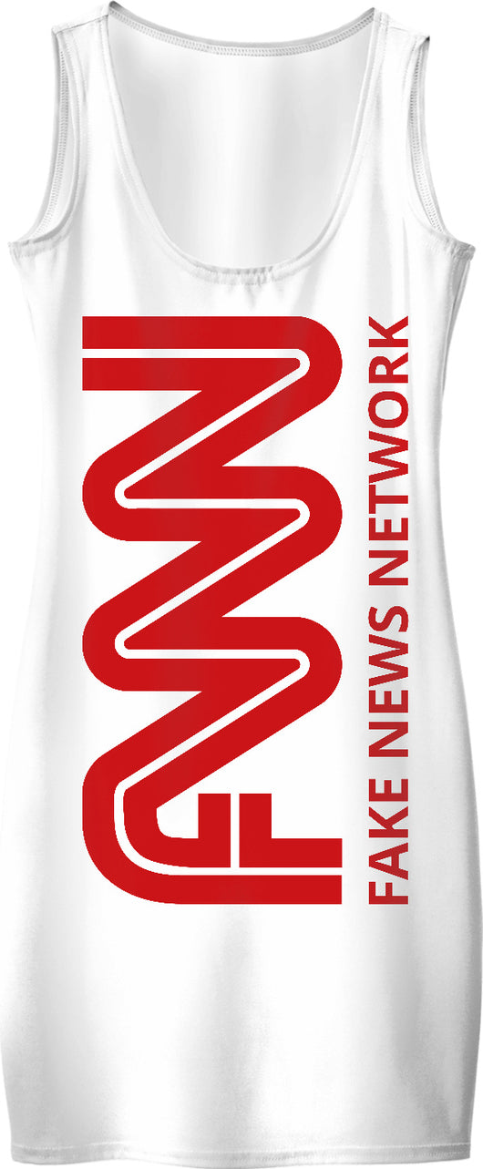 FNN Fake News Network Dress