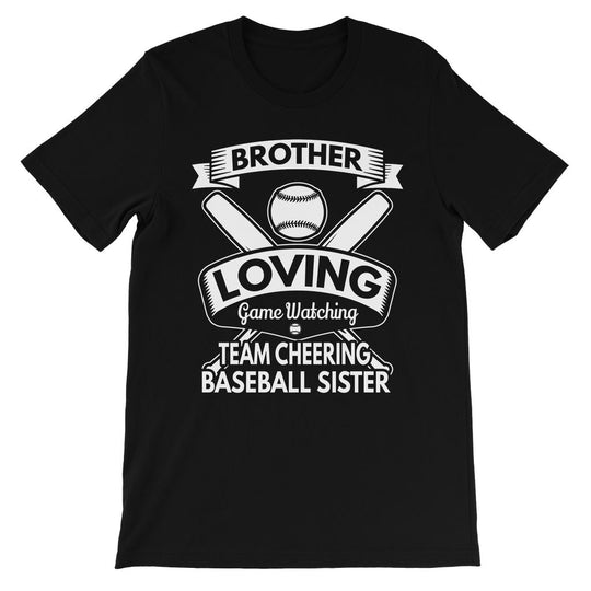 Brother Loving Game Watching Kids TShirt