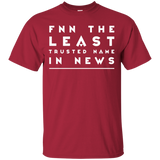 FNN The Least Trusted Name In News 2273 G200 Gildan Ultra Cotton T-Shirt