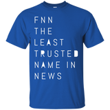 FNN The Least Trusted Network In News 2299 G200 Gildan Ultra Cotton T-Shirt