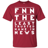 FNN The Least Trusted Name In News 2276 G200 Gildan Ultra Cotton T-Shirt