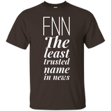 FNN The Least Trusted Network In News 2304 G200 Gildan Ultra Cotton T-Shirt