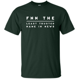 FNN The Least Trusted Name In News 2272 G200 Gildan Ultra Cotton T-Shirt