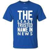 FNN The Least Trusted Name In News 2310 G200 Gildan Ultra Cotton T-Shirt